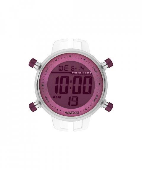Watx and Co M Digital Pixel Purple Relógio Mulher RWA1077