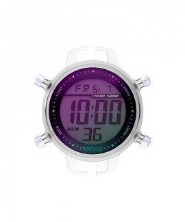 Watx and Co M Digital Siren Purple Relógio Mulher RWA1086