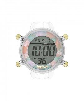 Watx and Co M Digital Marble Green Pink Relógio Mulher RWA1112