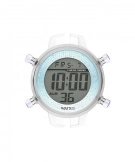 Watx and Co M Digital Iris Blue Relógio Mulher RWA1129