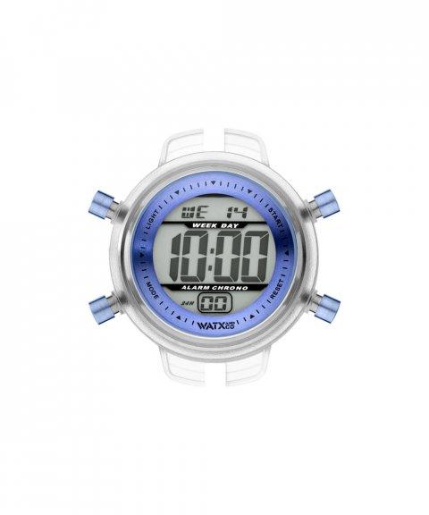 Watx and Co S Digital Pixel Blue Relógio RWA1515