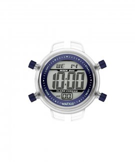 Watx and Co S Digital Cosmic Blue Relógio RWA1519