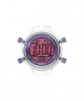 Watx and Co S Digital Tropicality Purple Relógio RWA1595