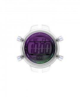 Watx and Co S Digital Siren Purple Relógio RWA1686