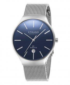 Strand Caspian Cyan Relógio Homem S701GDCLMC