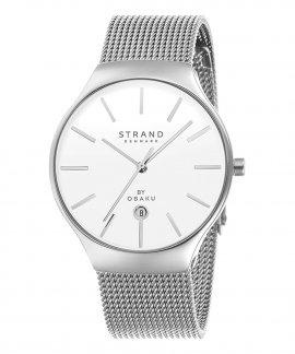 Strand Caspian Steel Relógio Homem S701GDCWMC