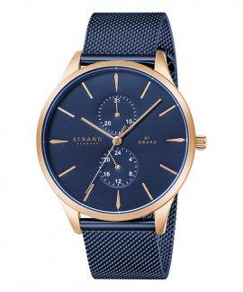 Strand Beaufort Ocean Blue Relógio Homem S703GMVLML