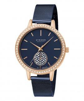 Strand Isla Ocean Blue Relógio Mulher S705LXVLML
