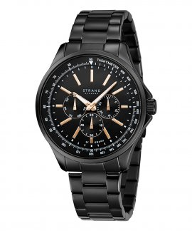 Strand Irving Dark Relógio Homem S708GMBBSB