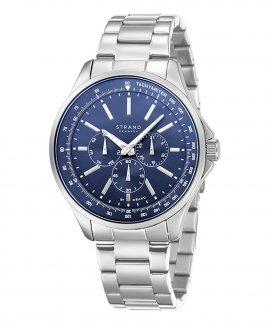 Strand Irving Denim Relógio Homem S708GMCLSC