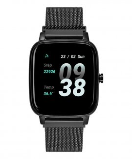 Strand Relógio Smartwatch S716USBBMB