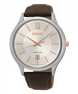 Seiko Neo Classic Relógio Homem SGEH55P1