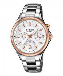 Casio Sheen Classic Relógio Mulher SHE-3047SG-7AUER