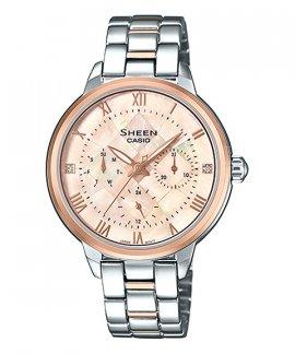 Casio Sheen Classic Relógio Mulher SHE-3055SPG-4AUER