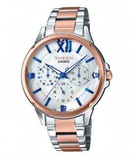 Casio Sheen Relógio Mulher SHE-3056SPG-7AUER