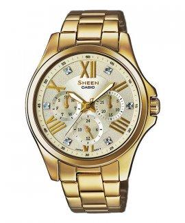 Casio Sheen Classic Relógio Mulher SHE-3806GD-9AUER