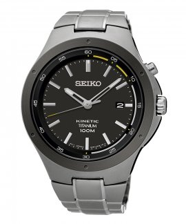 Seiko Neo Sports Kinetic Relógio Homem Titanium SKA715P1