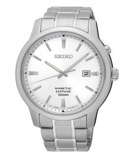 Seiko Neo Classic Kinetic Relógio Homem SKA739P1