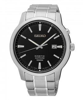 Seiko Neo Classic Kinetic Relógio Homem SKA741P1