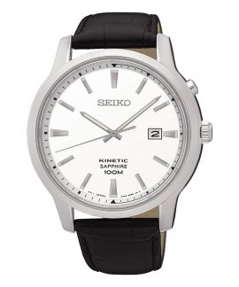Seiko Neo Classic Kinetic Relógio Homem SKA743P1