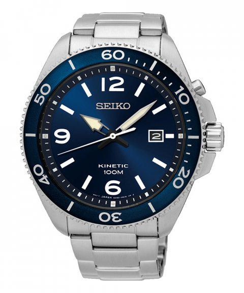Seiko Neo Sports Kinetic Relógio Homem SKA745P1
