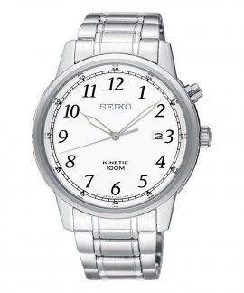 Seiko Neo Classic Kinetic Relógio Homem SKA775P1