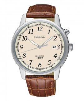 Seiko Neo Classic Kinetic Relógio Homem SKA779P1