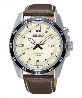Seiko Neo Classic Kinetic Relógio Homem SKA787P1