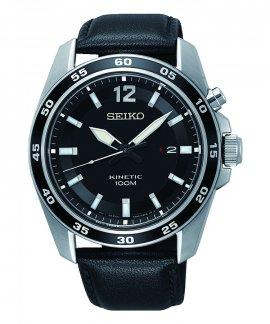 Seiko Neo Classic Kinetic Relógio Homem SKA789P1