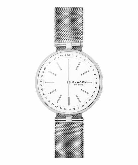 Skagen Connected Signatur T-Bar Relógio Mulher Hybrid Smartwatch SKT1400