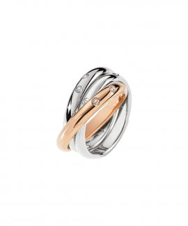 Morellato Love Rings Joia Anel Mulher SNA31
