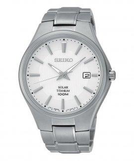 Seiko Solar Relógio Homem Titanium SNE375P1