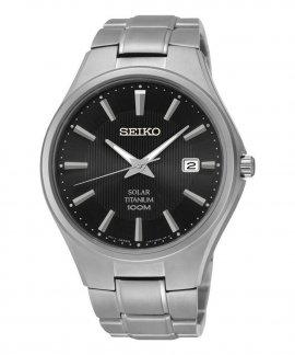 Seiko Solar Relógio Homem Titanium SNE377P1