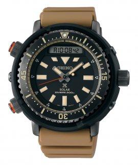 Seiko Prospex Street Series Arnie Urban Safari Relógio Homem SNJ029P1