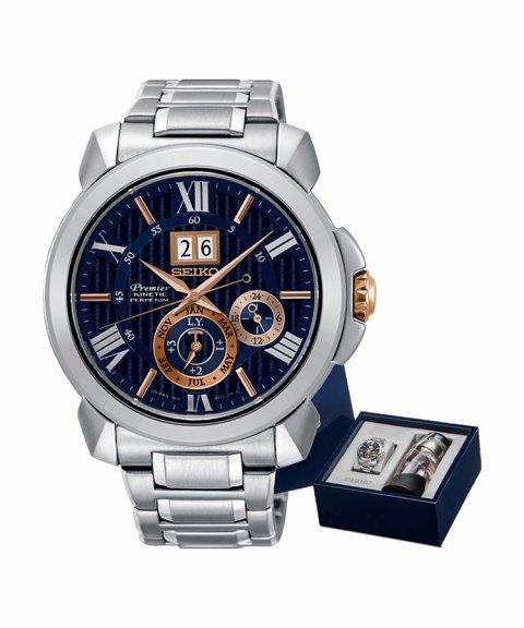 Seiko Premier Relógio Homem Kinetic SNP153P1EST
