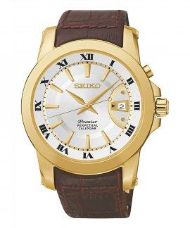 Seiko Premier Relógio Homem Perpetual Calendar SNQ144P1