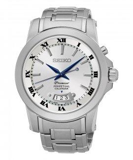 Seiko Premier Relógio Homem Perpetual Calendar SNQ145P1