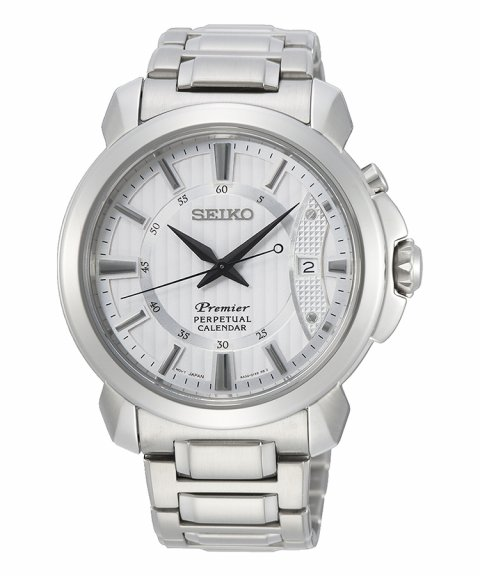 Seiko Premier Perpetual Calendar Relógio Homem SNQ155P1