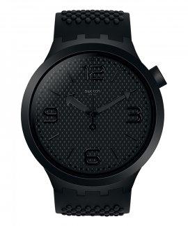 Swatch Big Bold BBBlack Relógio Homem SO27B100