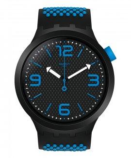 Swatch Big Bold BBBlue Relógio Homem SO27B101