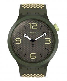 Swatch Big Bold BBBlanco Relógio Homem SO27M102