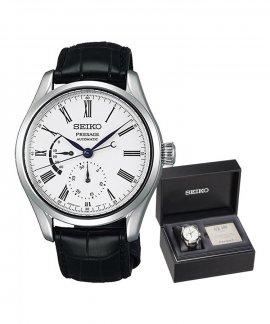 Seiko Presage Automatic Gift Set Relógio Homem SPB045J1EST