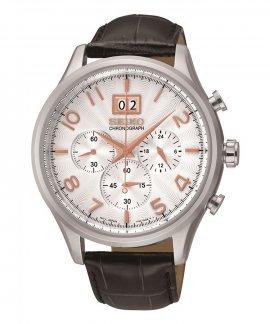 Seiko Neo Classic Relógio Homem Chronograph SPC087P1