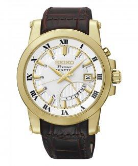 Seiko Premier Kinetic Relógio Homem SRN042P1