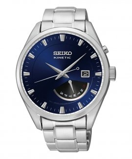 Seiko Neo Classic Kinetic Relógio Homem SRN047P1