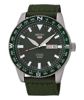 Seiko Neo Sports 5 Automatic Relógio Homem SRP663K1