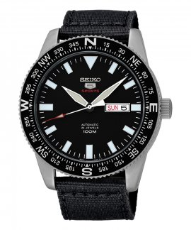 Seiko Neo Sports 5 Automatic Relógio Homem SRP667K1