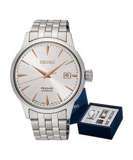 Seiko Presage Relógio Homem Automatic SRPB47J1EST
