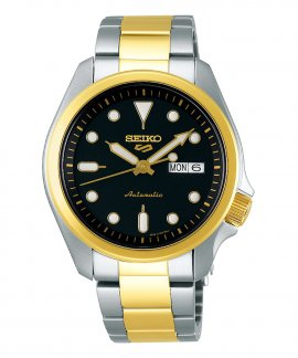 Seiko 5 Sports Relógio Homem Autmatic SRPE60K1