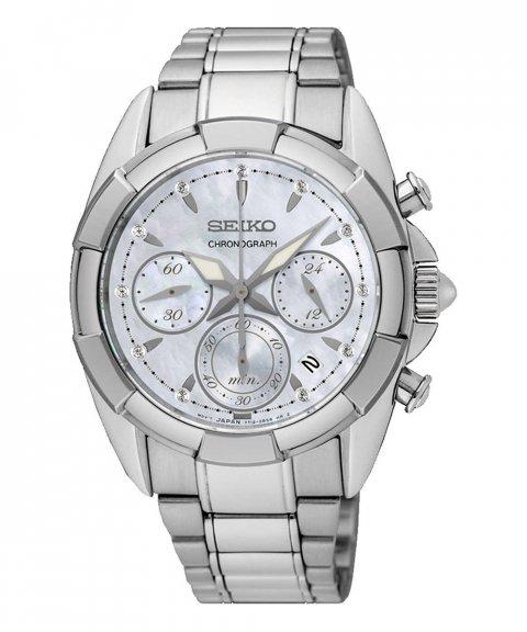 Seiko Ladies Relógio Mulher Chronograph SRW807P1